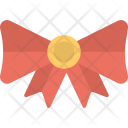 Ribbon Bow Knot Icon