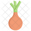 Vegetables Fiber Food Icon
