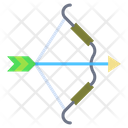 Xbow Arrow Bow Icon