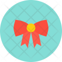 Bow Ribbon Decoration Icon