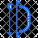 Bow Arrow Weapon Icon