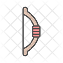 Hunting Bow Archery Icon
