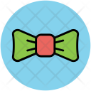 Bow Shoelace Knot Icon