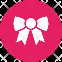Bow Christmas Xmas Icon