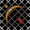 Bow Arrow Battle Icon