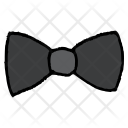 Bow Tie Clothing Icon