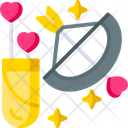 Bow And Arrows Arrows Culture Icon