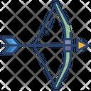 Bow Arrow Icon