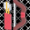 Bow Arrows Icon