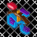 Bow Arrow Characteristic Icon