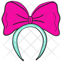 Bow Headband Icon