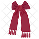Bow Scarf Icon