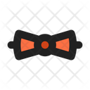 Bow Tie Men Clothes Tie Icon