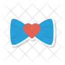 Bow Tie Ribbon Icon