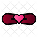 Tie Bowtie Love Tie Icon