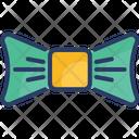 Bow Elegant Tie Icon