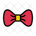 Bow Tie Cloth Icon