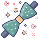 Bow Decorative Bow Bow Tie Icon