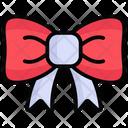 Ribbon Arrow Gift Icon