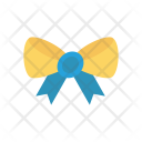 Bow Tie Award Ribbon Icon