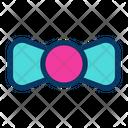 Baby Bow Bow Tie Icon