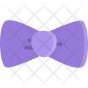 Bow Tie Clothes Icon