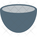 Bowl Vessel Cup Icon