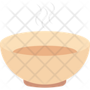 Bowl Food Hot Food Icon