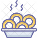 Bowl Noodles Snack Icon