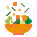 Bowl Green Health Icon
