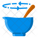 Bowl Kitchen Food Icon