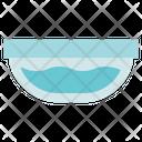 Chemistry Bowl Lab Glassware Icon