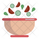 Bowl Ingredients Food Icon