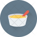 Bowl Food Snacks Icon