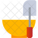 Bowl Mixer Bake Icon