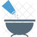 Bowl Food Saltshaker Icon