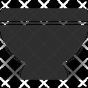 Bowl Glass Bowl Crockery Icon