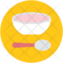 Bowl Spoon Food Icon