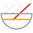 Bowl Chemical Test Icon