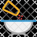 Bowl Pepper Shaker Icon