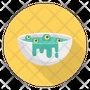 Bowl Cauldron Scary Icon