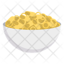 Bowl Snack Food Icon