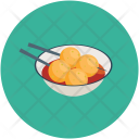 Bowl Of Food Icon