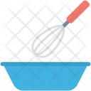 Bowl Cake Mixer Icon