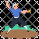 Sport Outdoor Game Bowler Icon