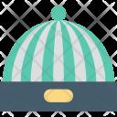 Bowler Hat Headwear Icon