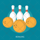 Bowling Sport Awards Icon