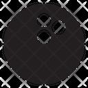 Bowling Sport Ball Icon