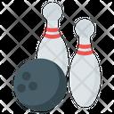 Bowling Tenpin Game Icon