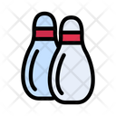 Bowling Skittle Pin Icon